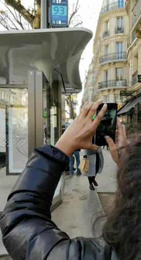 Le saviez-vous ? on peut photodocumenter des arrêts de bus