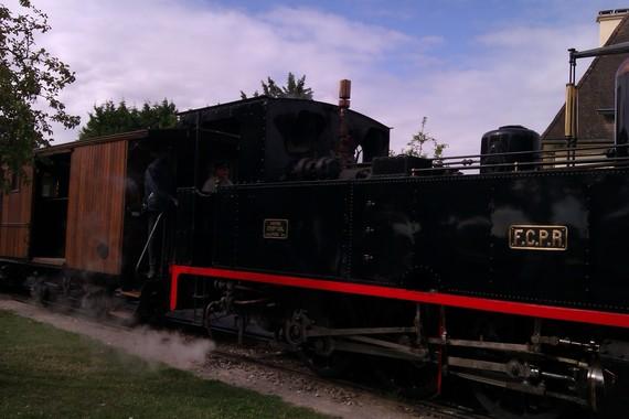autre image de locomotive