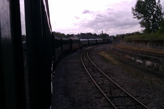 image de la gare de Noyelles