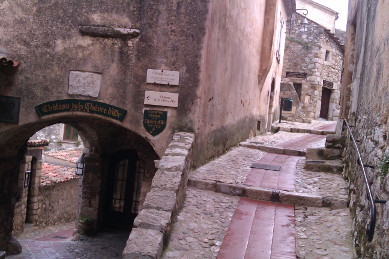 image : rues médiévales